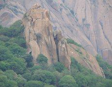 Rock Climbing Photo: Banyan Tree Pillar.   Photo: Bangalore Climbing In...