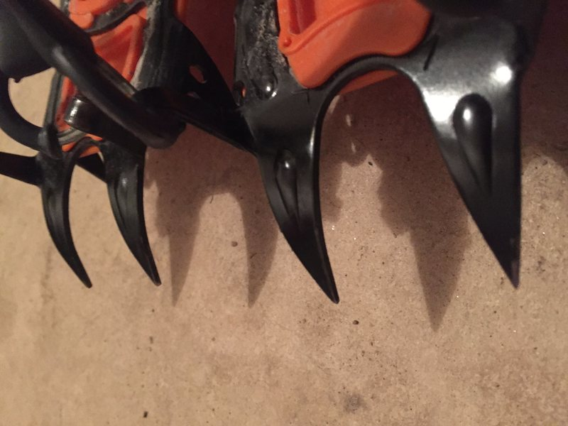 FS: Petzl Vasak Crampons - Used, Like New ($100)<br>