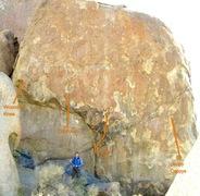 Rock Climbing Photo: Capricorn Wall
