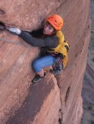 Rock Climbing Photo: Tagline