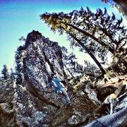 Rock Climbing Photo: proj @ los