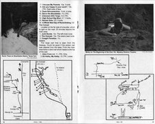 Rock Climbing Photo: history from Allez vol 2, 1994