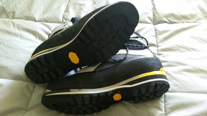 Rock Climbing Photo: shoes 3