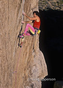 Rock Climbing Photo: Scott Cosgrove on New Deal, 5.14a