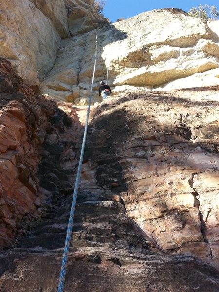 Rock Climbing Photo: Astro pop!