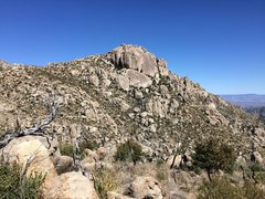 Rock Climbing Photo: King Dome 2/26/16