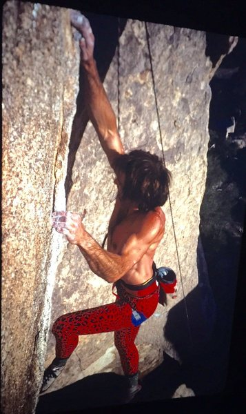 Rock Climbing Photo: Nuclear Arms