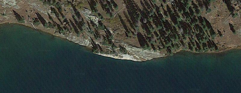 Rock Climbing Photo: nice approach