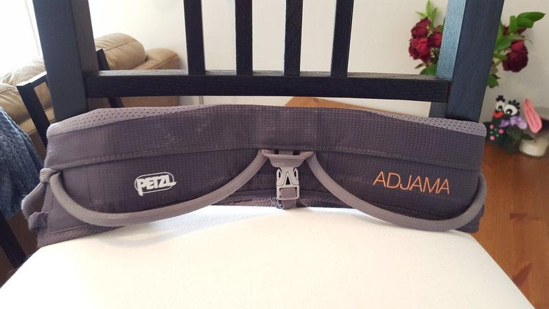 Petzl Adjama XL - Back
