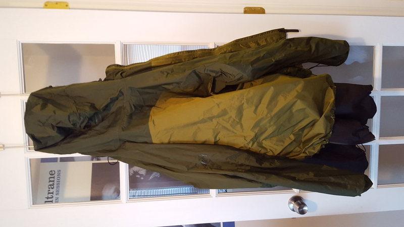 EMS Rain Jacket