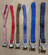 Rock Climbing Photo: Tri Cams: All six for $60. These are bit older, an...