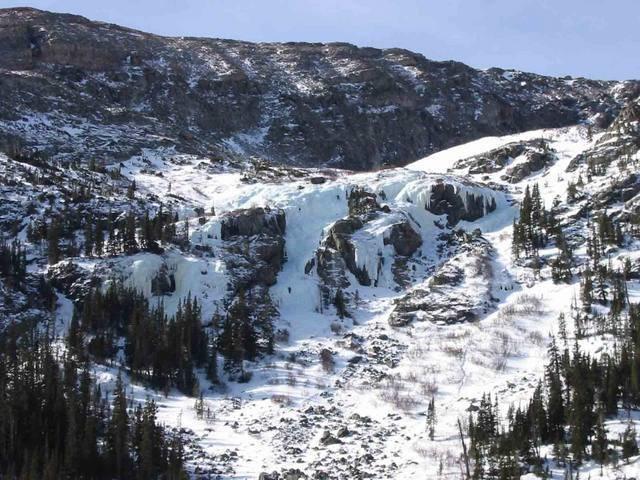 Rock Climbing Photo: hoosier falls