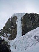 Rock Climbing Photo: single column