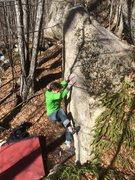 Rock Climbing Photo: Full House