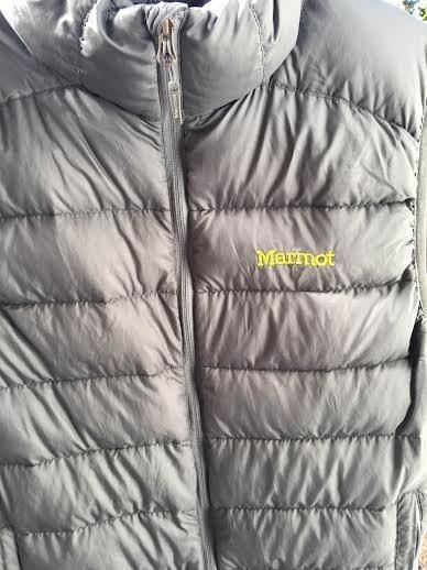 Found Marmot Vest
