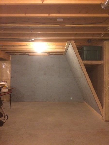 basement woody