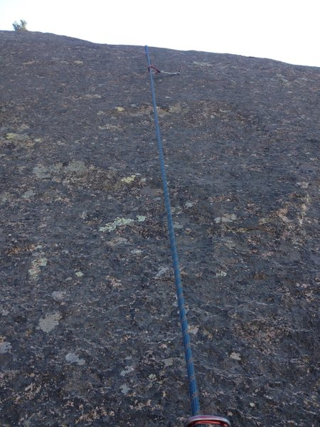 Rock Climbing Photo: Upper El Niño,
