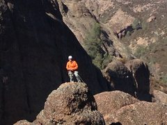 Rock Climbing Photo: Machete Ridge photo by Bill McConachie
