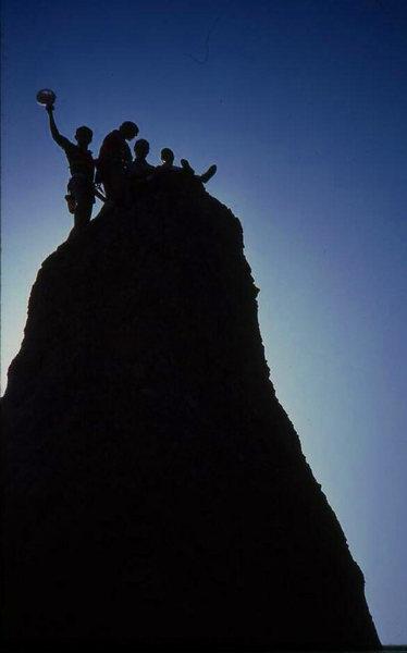 Rock Climbing Photo: Photographer's Delight