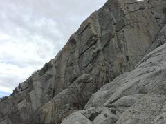 Rock Climbing Photo: Dihedrals Area