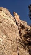 Rock Climbing Photo: The top is pretty memorable.  It took me a long ti...