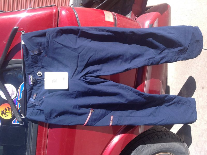 NWT!  W's Patagonia RPS Pants Size 6.  MSRP $89.00, $60 OBO