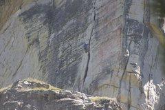 Rock Climbing Photo: Traveller Buttress