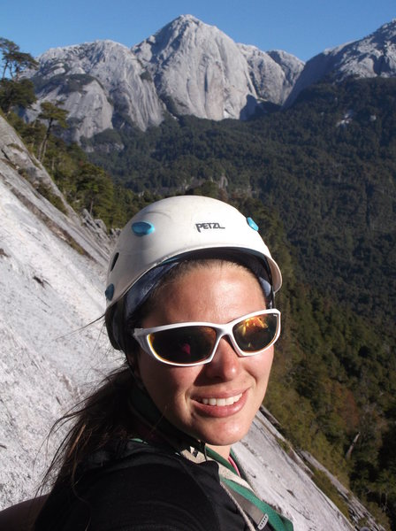 Rock Climbing Photo: perfect view from pitch 6!