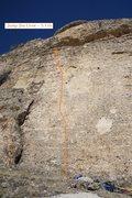 Rock Climbing Photo: Jump Jim Crow (February 2016)