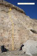 Rock Climbing Photo: I Wish I Was a Catfish (February 2016)