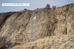 Rock Climbing Photo: Youth Culture Killed My Dog (February 2016)