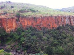 Rock Climbing Photo: Waterval Boven, South Africa - The Last Crag of th...