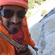 Rock Climbing Photo: Tuolomne Meadows: West Crack, Daff Dome