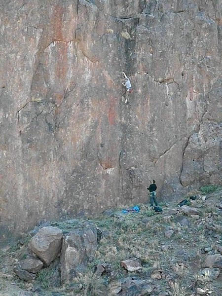 Climbers on Narcolepsy Nightmare