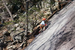 Rock Climbing Photo: Does this type of climbing require my hands...?