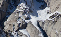 Rock Climbing Photo: Lone Pine Peak
