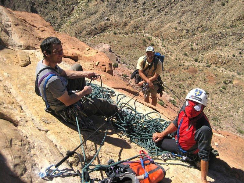 Rock Climbing Photo: Route 500