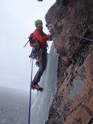 Rock Climbing Photo: new kicks