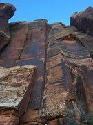 Rock Climbing Photo: Minute Lube, 5.11.