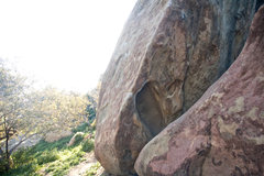 Rock Climbing Photo: Start holds