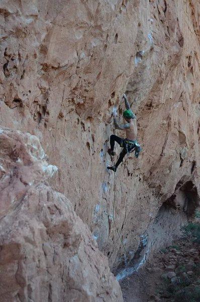 Rock Climbing Photo: The Grapefruit Dance