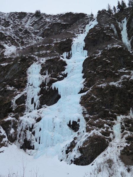 Rock Climbing Photo: Bridalveil on 2/28/16