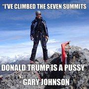 Rock Climbing Photo: #feelthejohnson  Feel It!