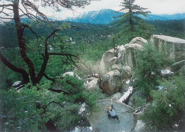 Horse Flats, Angeles National Forest.<br> <br> Photo: Al Bravo/James March collection.