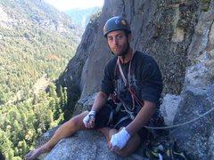 Rock Climbing Photo: Rostrum