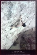 Rock Climbing Photo: Boreal ad featuring Linh Nguyen on Big Moe  Photo ...