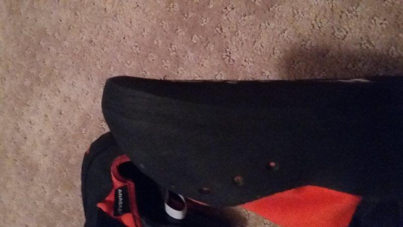 Rock Climbing Photo: shoes 2