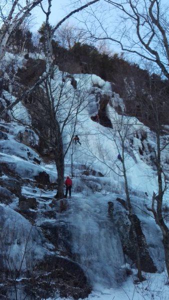 Rock Climbing Photo: Frankenstein