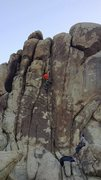 Rock Climbing Photo: Such roadside, very attraction