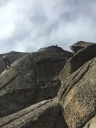 Rock Climbing Photo: Somewhere in the Breadloaf's in The City of Rocks